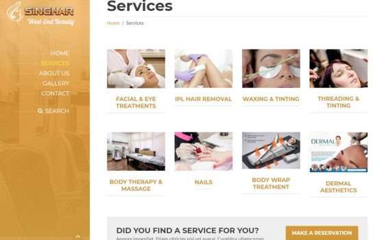 West End Beauty Services