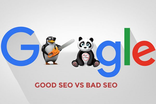 Good SEO vs Bad SEO