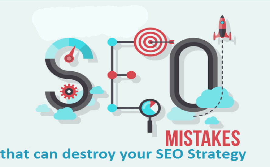 Harmful SEO Strategies