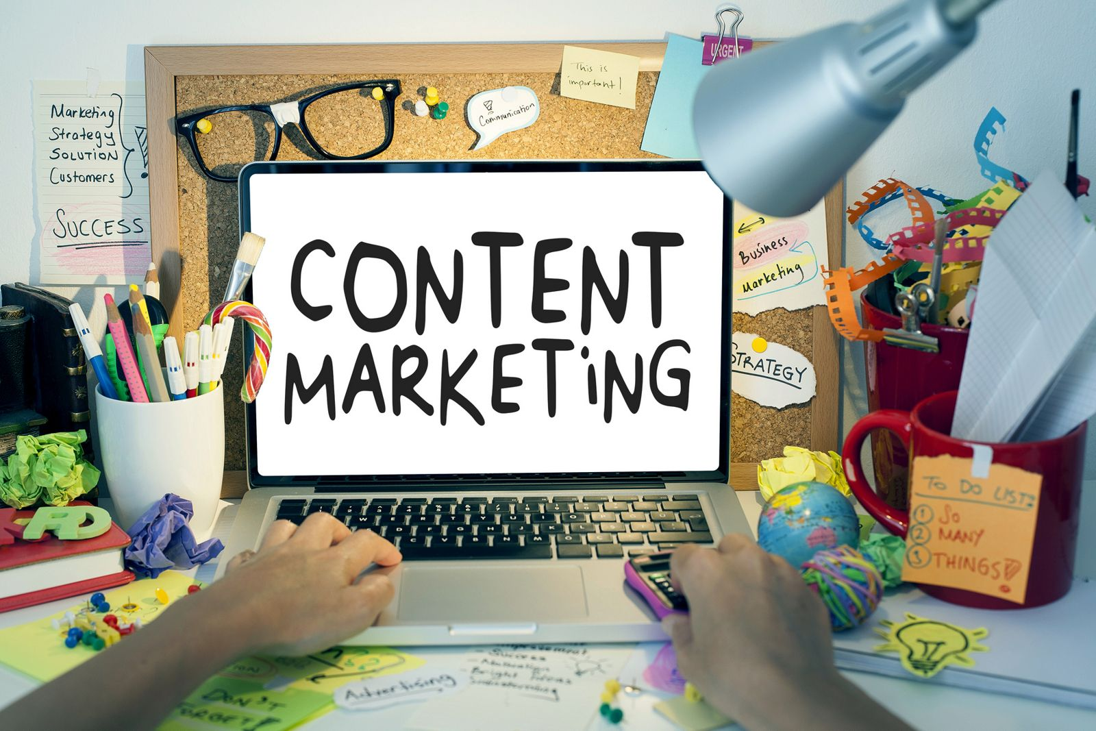 Content marketing business success