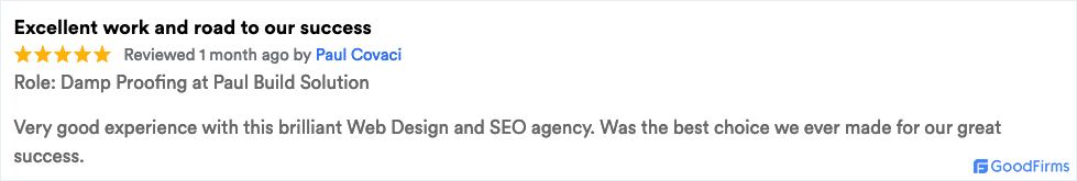 Best SEO Company UK Review