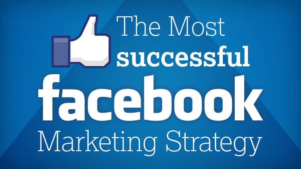Facebook marketing strategy