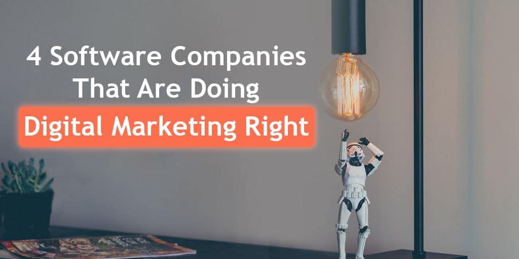 Digital Marketing Software Companies Cover