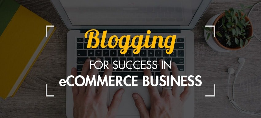 blogging for e-commerce