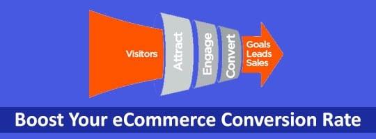 boost e-commerce conversion rates