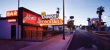 Bar Atomic Liquors