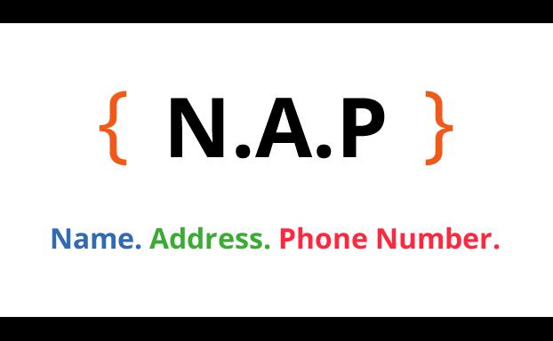 NAP Local SEO Optimisation